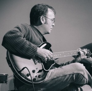 Mr. Chris Mattingly, the director of the Lexington Childbloom Guitar program.